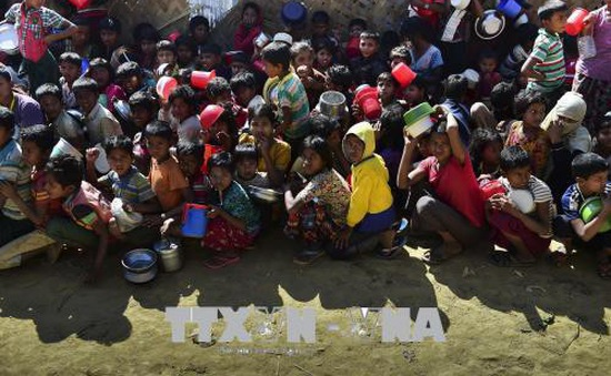 Myanmar sẵn sàng tiếp nhận trở lại toàn bộ người Rohingya