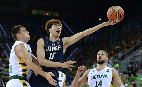 Hàn Quốc gửi danh sách đoàn tham dự giao lưu bóng rổ tại Triều Tiên