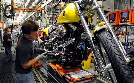 Nỗi lo hiệu ứng domino từ Harley Davidson