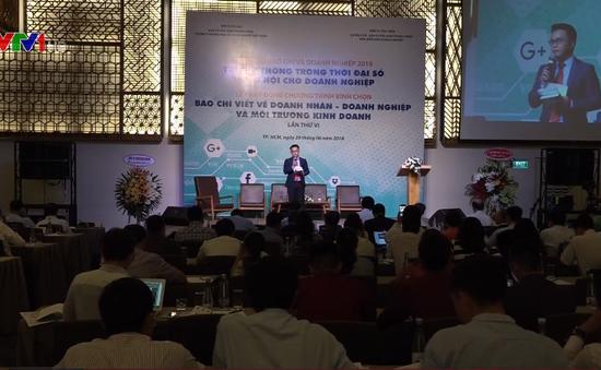 Hội thảo về truyền thông tại TP.HCM