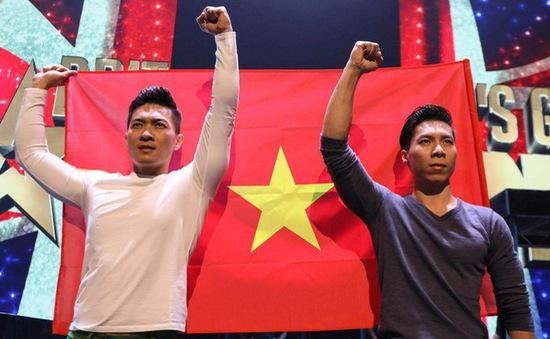 Quốc Cơ - Quốc Nghiệp xúc động gửi lời cảm ơn đến khán giả Việt Nam