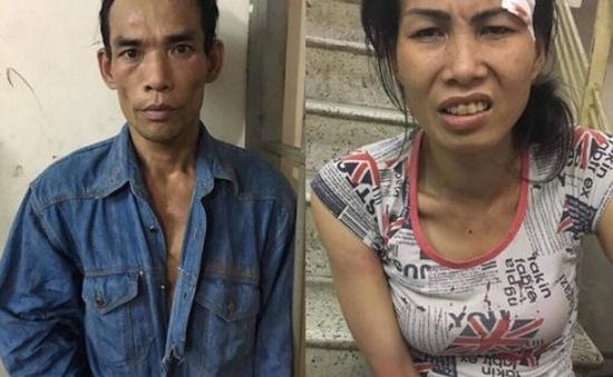 Hình sự đặc nhiệm nổ súng, bắt đôi nam nữ cướp giật ở TP.HCM