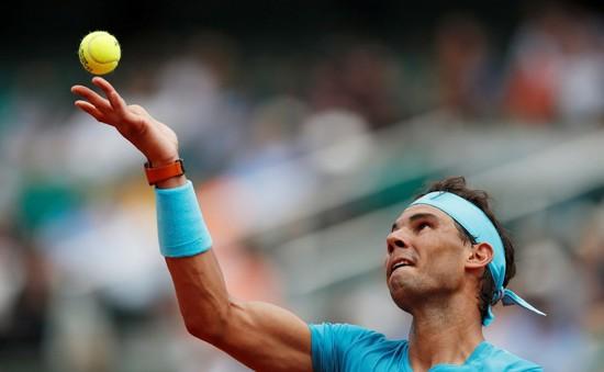 Thắng trận thứ 900, Rafael Nadal vào tứ kết Pháp mở rộng