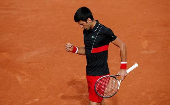 Pháp mở rộng 2018: Djokovic đoạt vé vào tứ kết