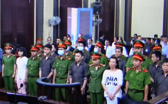 Xét xử phúc thẩm nhóm khủng bố đốt kho tạm giữ xe vi phạm, đặt bom ở sân bay Tân Sơn Nhất