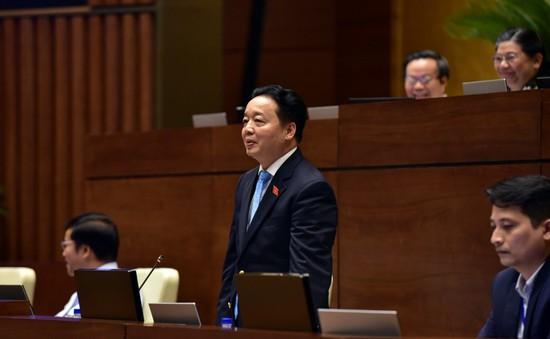 Bộ trưởng Trần Hồng Hà: Có thể yên tâm về dự án Formosa