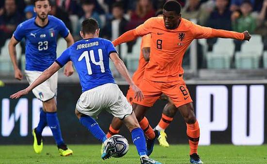 Kết quả giao hữu bóng đá quốc tế sáng 5/6: Italia 1-1 Hà Lan, Serbia 0-1 Chile, Ma-rốc 2-1 Slovakia