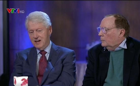 Cựu Tổng thống Mỹ Bill Clinton sắp cho ra mắt tiểu thuyết trinh thám