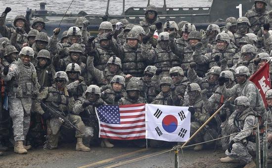 Mỹ sẽ không giảm bớt sự hiện diện tại Hàn Quốc