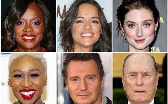 """Biệt đội goá bụa """"Widows"""" tập hợp các gương mặt đình đám của Hollywood"""