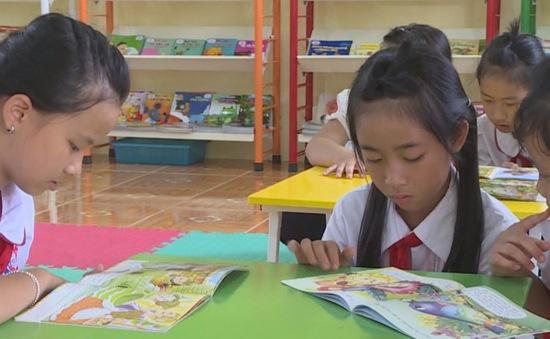 Lâm Đồng có 34 trường tiểu học được triển khai dự án thư viện thân thiện