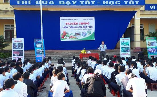 Quảng Trị: Nguy cơ ngộ độc từ cá nóc
