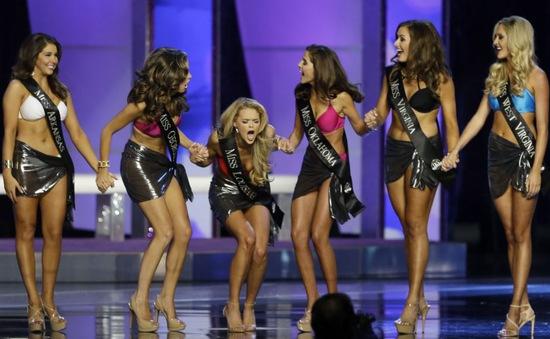 Cuộc thi Hoa hậu Mỹ sẽ bỏ phần thi áo tắm