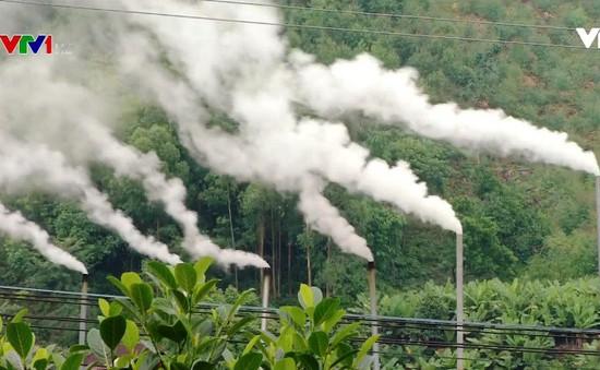 Ô nhiễm môi trường tự làng nghề tự phát