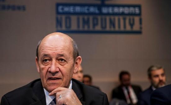 Pháp cảnh báo kế hoạch làm giàu Uranium của Iran