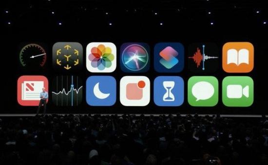 """Apple ra mắt iOS 12 """"siêu đỉnh"""", iPhone 5s cũng được phép cập nhật"""