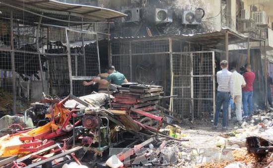 Gần 20 người thiệt mạng trong vụ khủng bố tại thủ đô Baghdad, Iraq