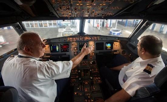 Ngành hàng không thế giới thiếu hụt phi công