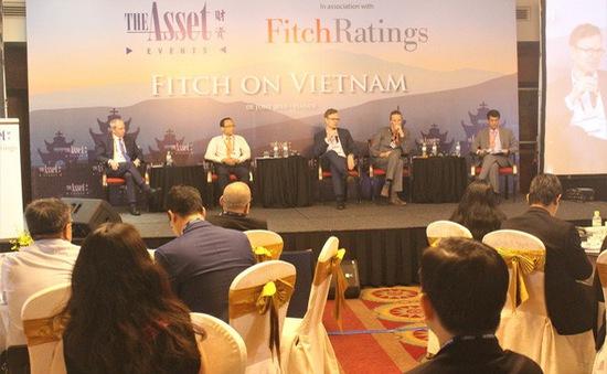 Fitch Ratings xếp hạng EVN ở mức tín nhiệm tín dụng BB