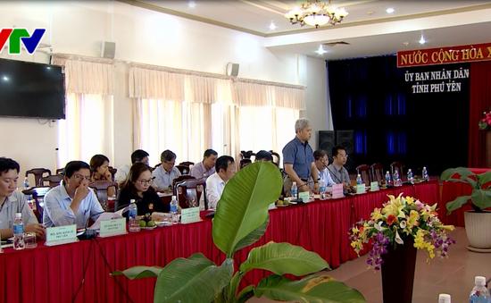 Tổng cục Thống kê hỗ trợ tỉnh Phú Yên phân tích, tính toán chỉ tiêu GRDP
