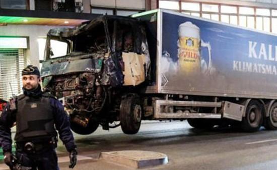 Kết án đối tượng khủng bố ở Stockholm, Thụy Điển