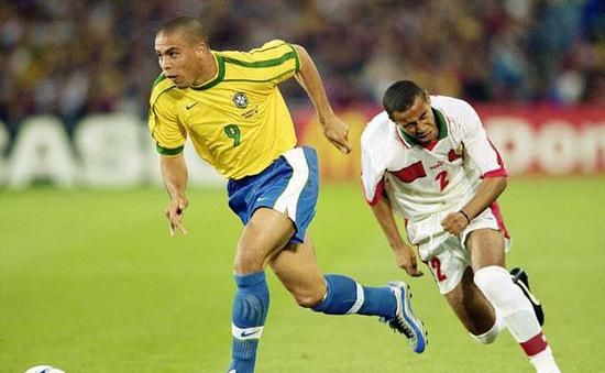 Pele, Maradona và Ronaldo trong top 10 huyền thoại World Cup