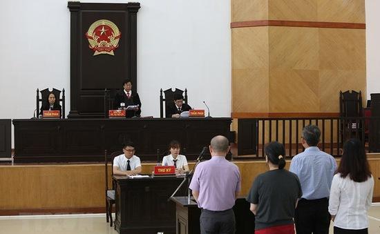 Tuyên án phúc thẩm vụ án tham ô tài sản tại PVP Land