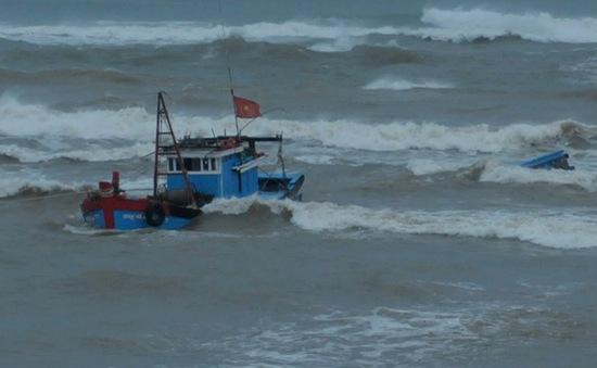 Cứu nạn 31 thuyền viên bị chìm tàu trên vùng biển gần quần đảo Trường Sa