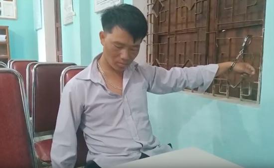 Bắt đối tượng người H'Mông vận chuyển trái phép ma túy