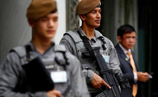 Hệ thống an ninh nghiêm ngặt bảo vệ hội nghị thượng đỉnh Mỹ - Triều
