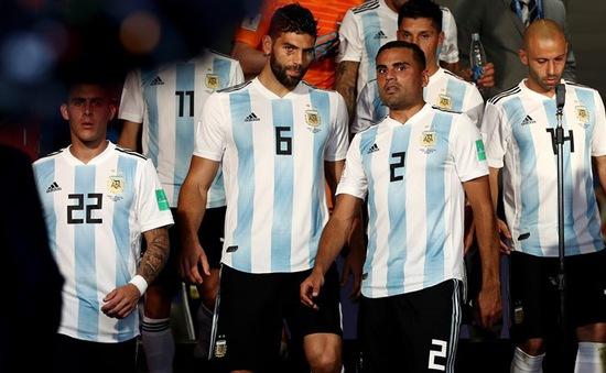 Thua Pháp, một ngôi sao Argentina tuyên bố từ giã đội tuyển quốc gia