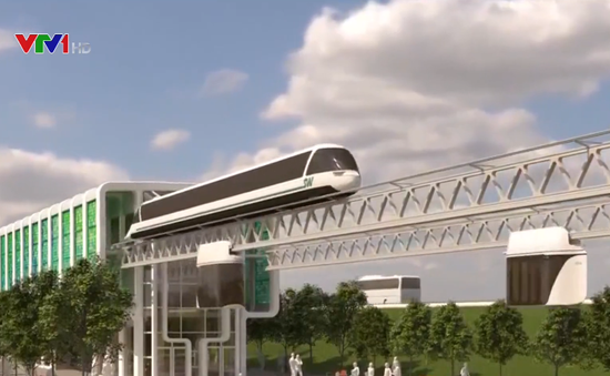 Công nghệ vận tải cao tốc trên không Skyway có thể ứng dụng tại Việt Nam