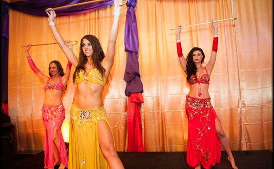 Khám phá múa bụng - Vẻ đẹp đặc trưng của xứ Arab