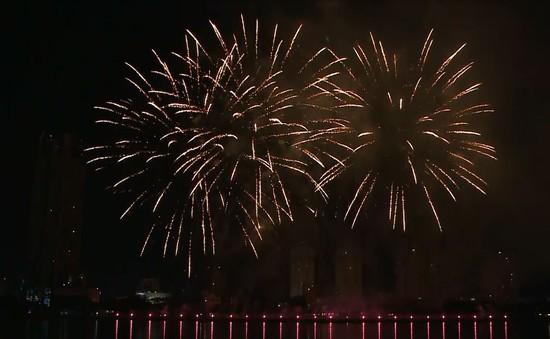 Italia vô địch hai năm liên tiếp Lễ hội Pháo hoa Quốc tế Đà Nẵng