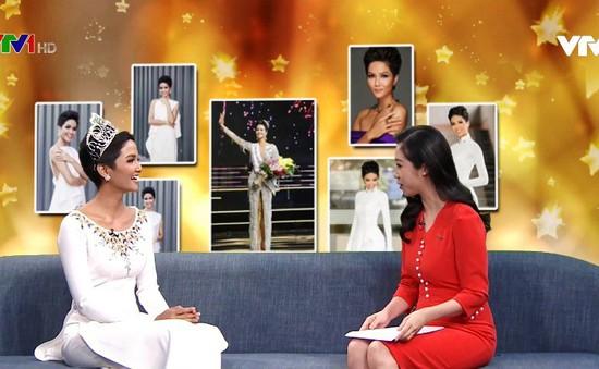 Hoa hậu Hoàn vũ Việt Nam H'hen Niê: Vương miện như ngọn hải đăng dẫn lối