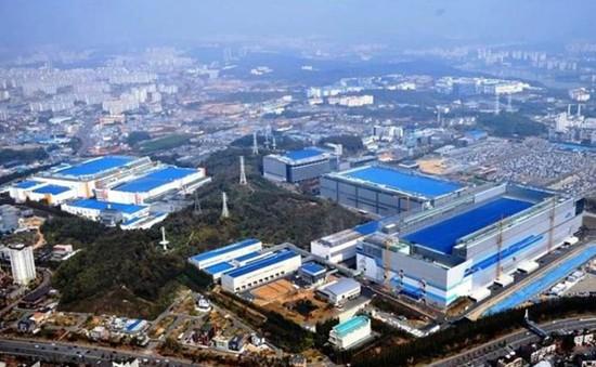 Samsung mở nhà máy điện thoại lớn nhất thế giới ở Ấn Độ