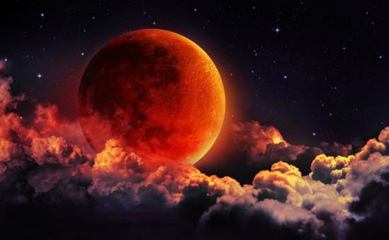 Trăng Máu xuất hiện: Liệu có phải Ngày tận thế đang đến gần?