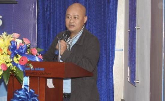 Cách chức Ủy viên BCH Đảng bộ khối Doanh nghiệp Trần Việt Thắng