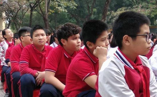 Hà Nội: Phụ huynh phải khai số CMND để phân tuyến tuyển sinh