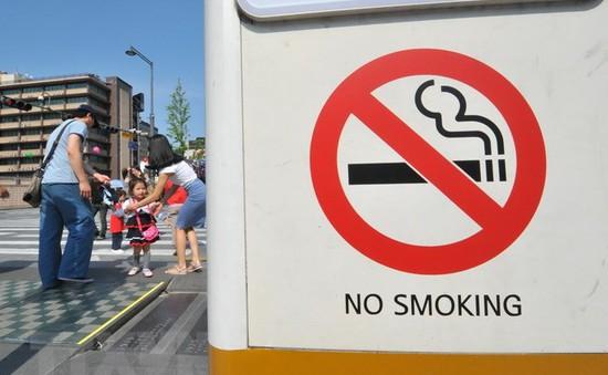 Singapore lắp hàng trăm camera nhiệt để ngăn chặn hành vi hút thuốc lá