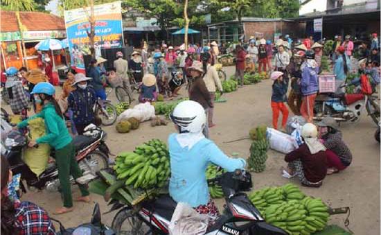 Độc đáo chợ quê Tiên Phước, Quảng Nam
