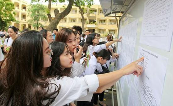 Bộ GD&ĐT công bố điểm sàn khối ngành Sư phạm năm 2018