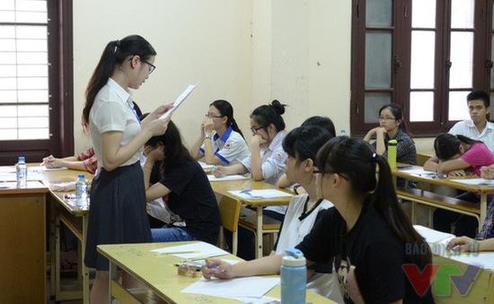Hà Nội sẽ cân nhắc để công bố phổ điểm thi tuyển sinh lớp 10