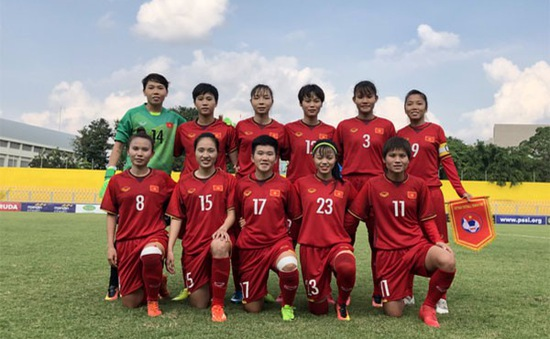 Thua U20 Australia 2-4, Việt Nam gặp lại Myanmar ở trận tranh HCĐ AFF Cup nữ 2018