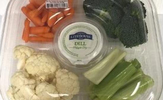 Hơn 200 người tại Mỹ ngộ độc do ăn rau hiệu Del Monte nhiễm ký sinh trùng