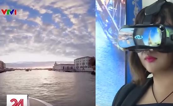 """Công nghệ thực tế ảo đang """"ăn sâu"""" vào các ngành kinh doanh"""