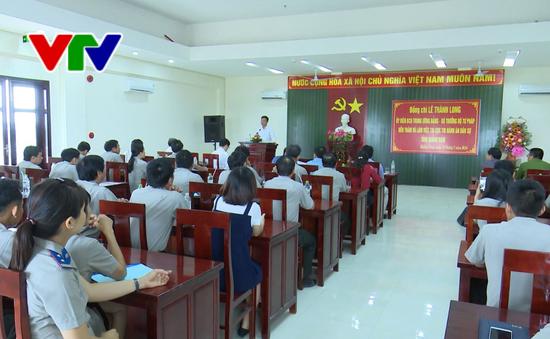 Hoạt động thi hành án dân sự của Quảng Nam chưa thực sự ổn định
