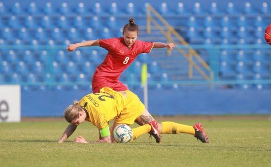 Thua U20 Australia, ĐT nữ Việt Nam lỡ trận chung kết giải bóng đá nữ Đông Nam Á 2018