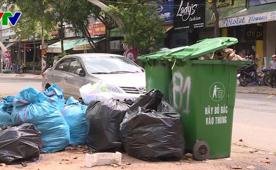 UBND tỉnh Quảng Ngãi chỉ đạo xử lý cấp bách rác thải ứ đọng ở thành phố Quảng Ngãi