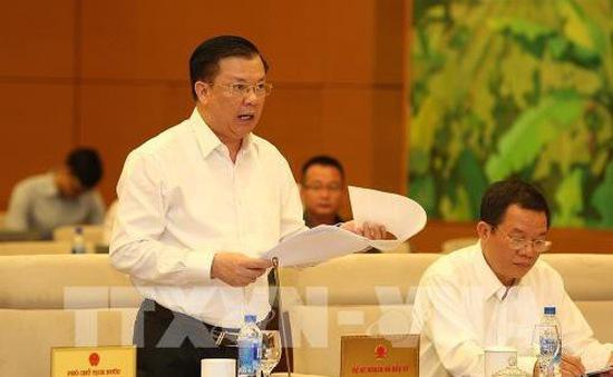 Chưa thông qua Nghị quyết về Biểu thuế bảo vệ môi trường